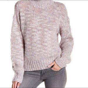 Melrose and Market Turtleneck Knit Sweater